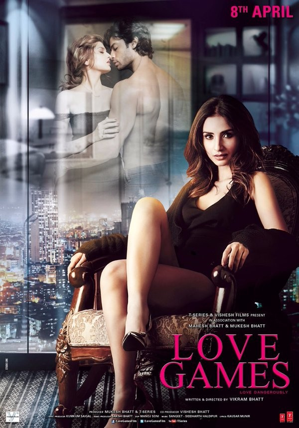 Vikram Bhatt,Love Games first look poster,Love Games,Love Games first look,Love Games poster,Bollywood movie Love Games,Love Games movie pics,Love Games movie images,Love Games movie stills,Love Games movie pictures