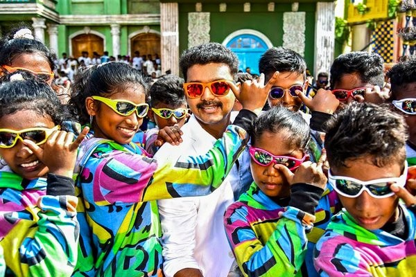 Theri is an upcoming Tamil action film written and directed by Atlee. Starring Vijay, Samantha and Amy Jackson in the lead role.