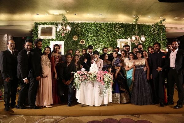 Srija Konidela wedding reception,Srija Konidela reception,Chiranjeevi,ram charan,Allu arjun,Srija Konidela wedding reception pics,Srija Konidela wedding reception images,Srija Konidela wedding reception stills,Srija Konidela wedding reception pictures,Sri