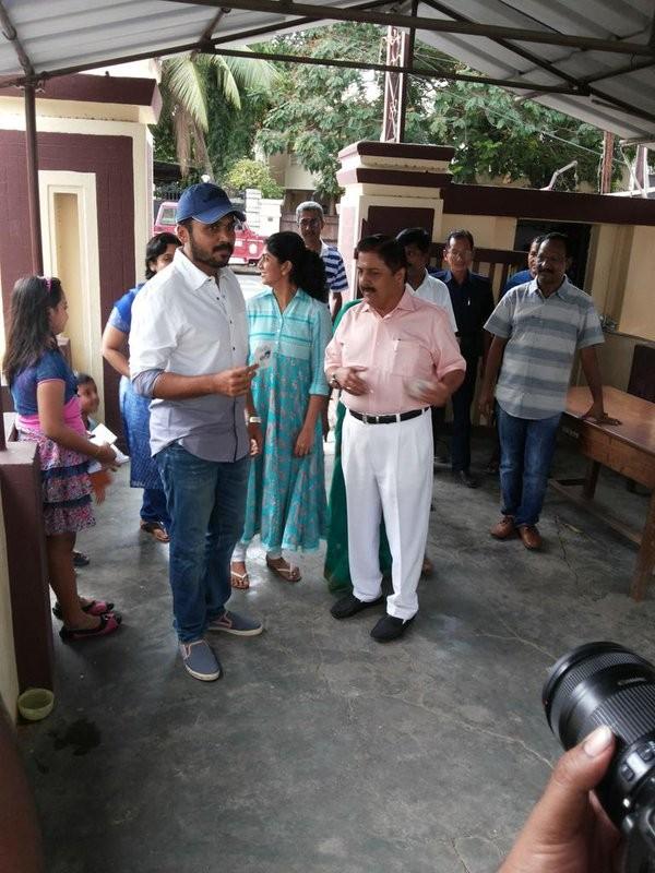 Tamil Nadu election,Celebs vote,Ajith,Rajinikanth,Sivakarthikeyan,Kamal Hassan,Jayalalithaa,tnvotes,#tnvotes,TN election,TN 2016,Tamil Nadu Assembly elections,Tamil Nadu Assembly elections 2016