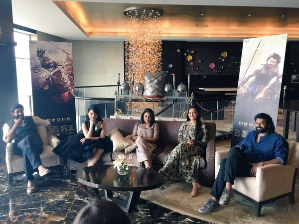 Baahubali,Baahubali Team interacts with Chinese Media,Baahubali Team with Chinese Media,Chinese Media,Baahubali Team Interacts with Chinese Media Images,Baahubali Team Interacts with Chinese Media phts,Baahubali Team Interacts with Chinese Media pics,Baah