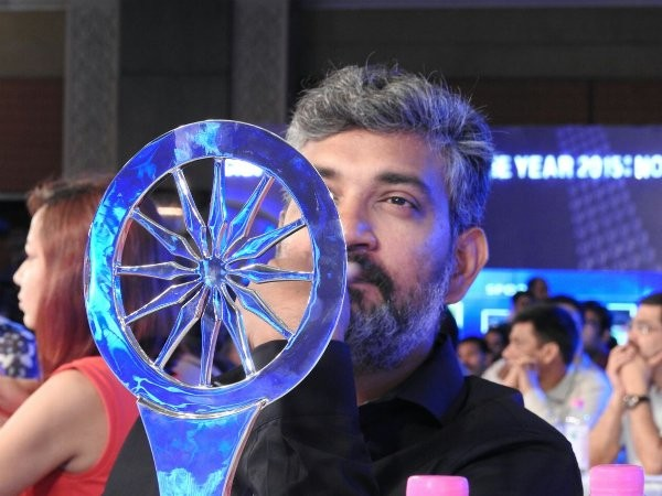 CNN-News18 'Indian of the Year' 2015,CNN-News18 'Indian of the Year' 2015 award,Indian of the Year 2015,Indian of the Year,CNN awards,CNN awards 2015,SS Rajamouli,Kangana Ranaut,Sania Mirza,Bahubali,Bahubali director SS Rajamouli