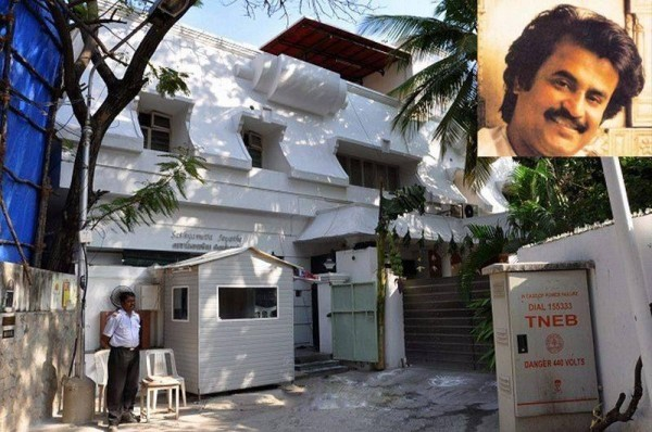 Kollywood Actors And Their Houses