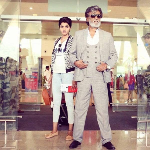 rajinikanth s kabali movie stills and poster photos images gallery