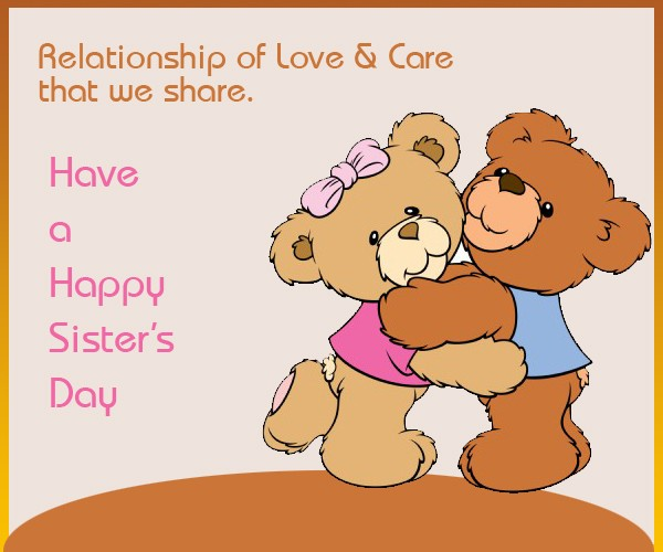 Happy Sisters' Day,Happy Sisters' Day 2016,Sisters' Day,Sisters' Day quotes,Sisters' Day messages,Sisters' Day  sms,Sisters' Day greetings,Sisters Day,Sisters Day quotes,Sisters Day wishes,Sisters Day  greetings