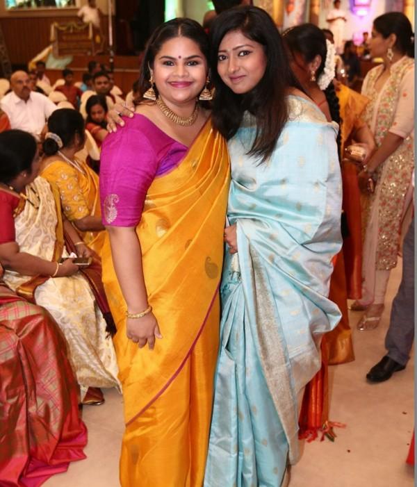 Suriya, Jyothika, Sasikala Natarajan, Puneeth Rajkumar at