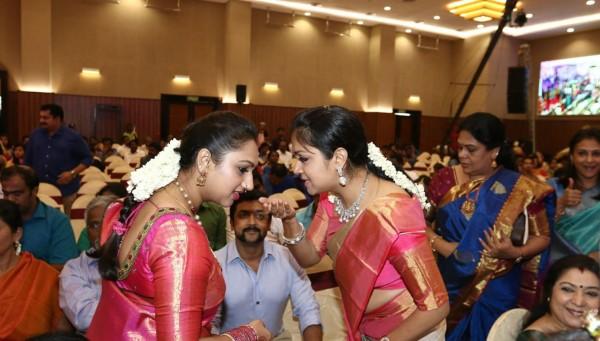 Suriya Jyothika Sasikala Natarajan Puneeth Rajkumar At