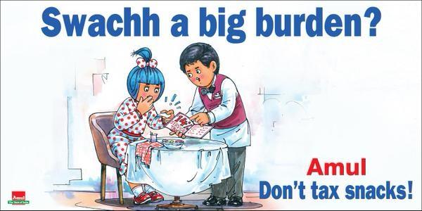 Amul,Amul butter,Amul Posters,Amul ads,impressive ads,my choice,yemen,Smriti Irani,photos