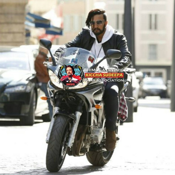 Shakespeare Quotes In Kannada: Kiccha Sudeep's Hebbuli First Look Poster Revealed