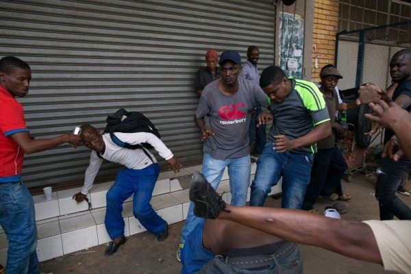 Somali immigrants,South African,Nigerian migrant,Pretoria,South African mobs,immigrants attack