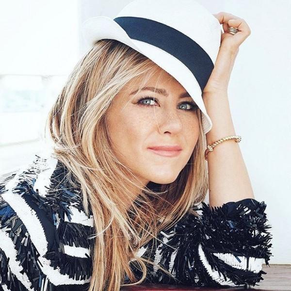 Jennifer Aniston's latest Instagram photo - Photos,Images ...
