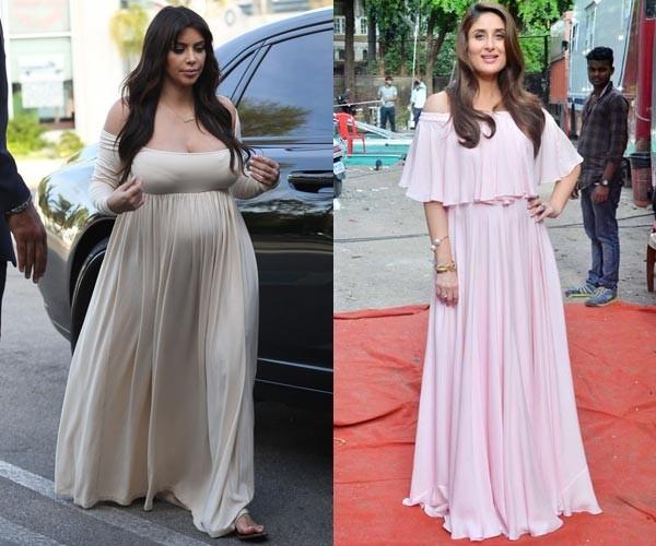 Kim Kardashian,actress Kim Kardashian,Kim Kardashian style,Kim Kardashian fashion,Kim Kardashian glamourous looks,Kareena Kapoor Khan,Kareena Kapoor Khan pregnant