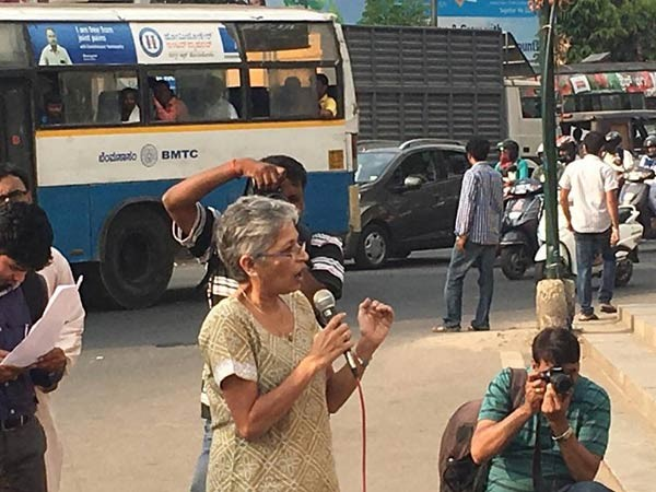 Gauri Lankesh,Journalist Gauri Lankesh,Gauri Lankesh dead,gauri lankesh killed,Gauri Lankesh Shot Dead,Gauri Lankesh Protests,Gauri Lankesh pics,Gauri Lankesh images,Gauri Lankesh stills,Gauri Lankesh pictures,Gauri Lankesh photos