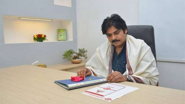 Pawan Kalyan,actor Pawan Kalyan,Pawan Kalyan Jana Sena Party,Jana Sena Party,Jana Sena Party office,Jana Sena Party office inaugurated,Jana Sena Party office pics,Jana Sena Party office images,Jana Sena Party office stills,Jana Sena Party office pictures