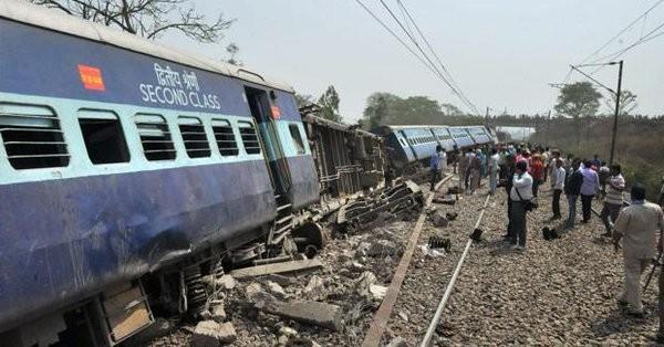Vasco Da Gama-Patna Express,Vasco Da Gama-Patna express derailment,Vasco Da Gama,Patna Express