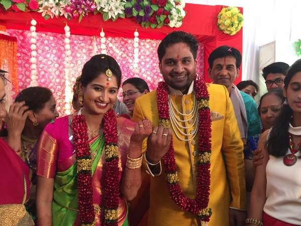 Pavan Wadeyar and Apeksha Shah,Pavan Wadeyar,Apeksha Shah,Pavan Wadeyar and Apeksha Shah wedding,Pavan Wadeyar and Apeksha Shah marriage