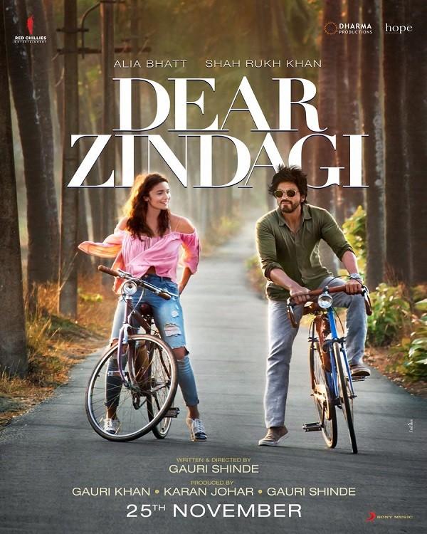Dear Zindagi,Chennai Express,Shuddh Desi Romance,Masaan