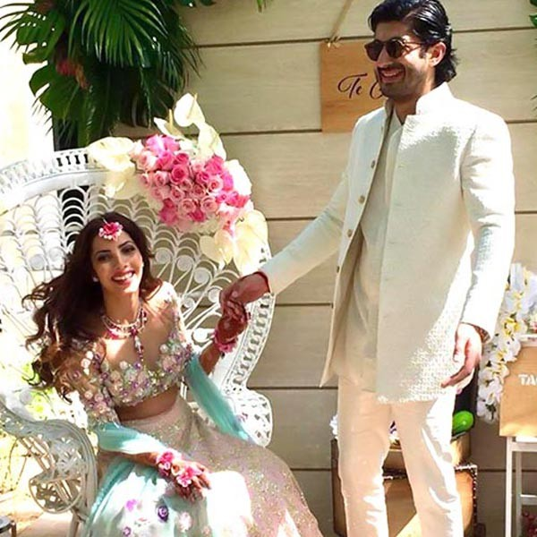 Sridevi,Khushi Kapoor,Manish Malhotra,Arjun Kapoor,Mohit Marwah's Mehendi ceremony,Mohit Marwah,Mohit Marwah wedding,Mohit Marwah marriage