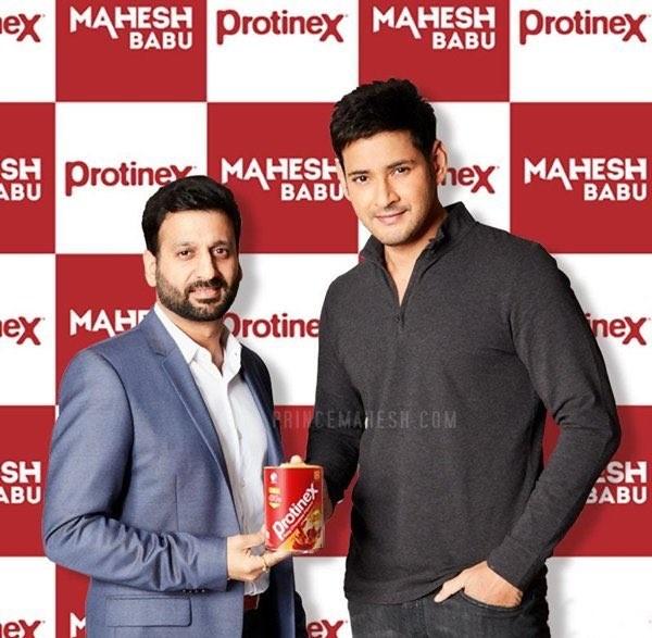 Superstar Mahesh Babu,Mahesh Babu,Protinex,Protinex ambassador,Protinex brand ambassador,Mahesh Babu pics,Mahesh Babu images,Mahesh Babu wallpaper,Mahesh Babu poster
