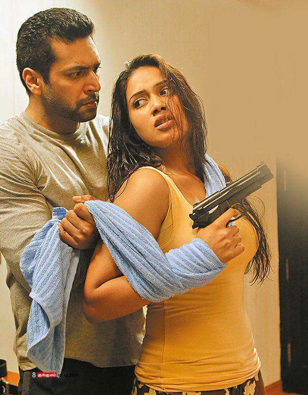 Jayam Ravi,Nivetha Pethuraj,Tik Tik Tik,Tik Tik Tik movie stills,Tik Tik Tik movie pics,Jayam Ravi Tik Tik Tik,Tik Tik Tik review,Tik Tik Tik movie review