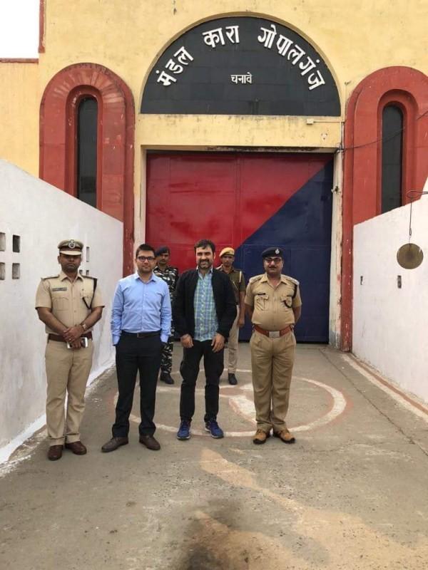 Pankaj Tripathi,actor Pankaj Tripathi,Bareily ki Barfi,Newton,Anaarkali ki Aara,Gangs on Wasseypur,Gopalganj jail,Pankaj Tripathi at Gopalganj jail