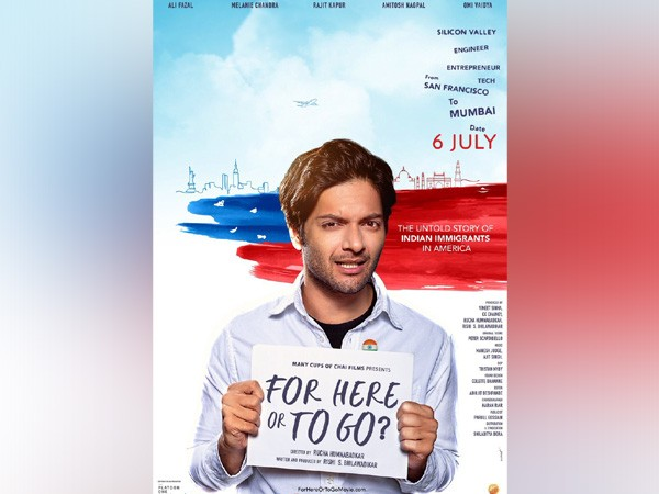 Ali Fazal,For Here Or To Go,For Here Or To Go first look,For Here Or To Go poster,For Here Or To Go movie poster,For Here Or To Go images,For Here Or To Go stills,For Here Or To Go pictures