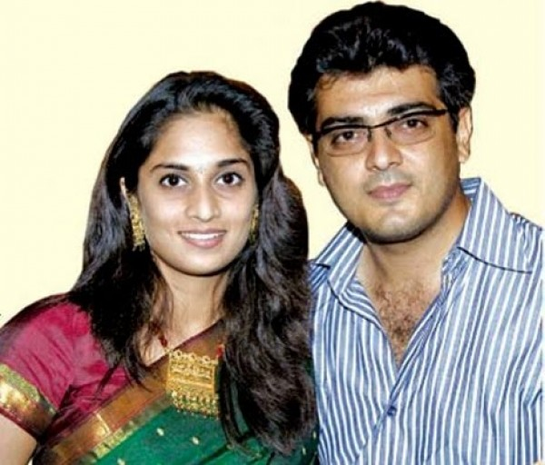 ajith and shalini rare and unseen pictures