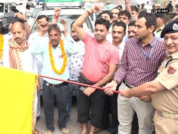 Amarnath Yatra,Amarnath Yatra pilgrims,Amarnath pilgrims reached Udhampur,Udhampur