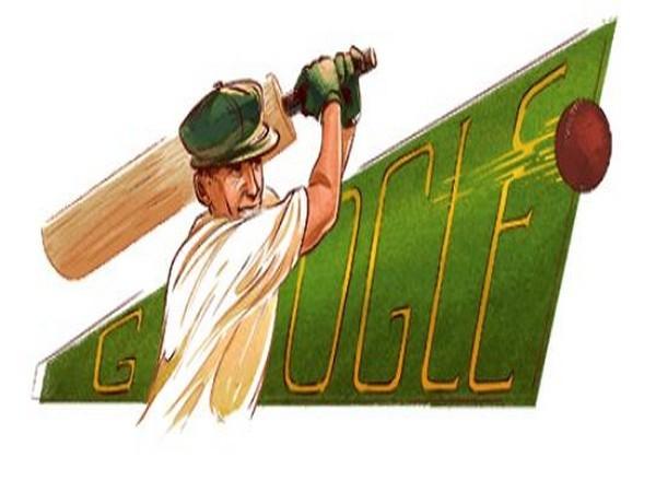 Google doodle,Sir Don Bradman,Sir Don Bradman birthday,Don Bradman,Don Bradman birthday,Don Bradman 110th birth anniversary