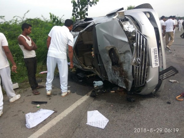 Ntr accident