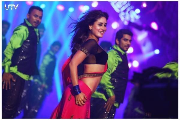 Kareena Kapoor on set of 'Heroine'