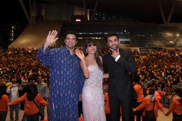 Barfi Gets Standing Ovation at Busan Film Festival