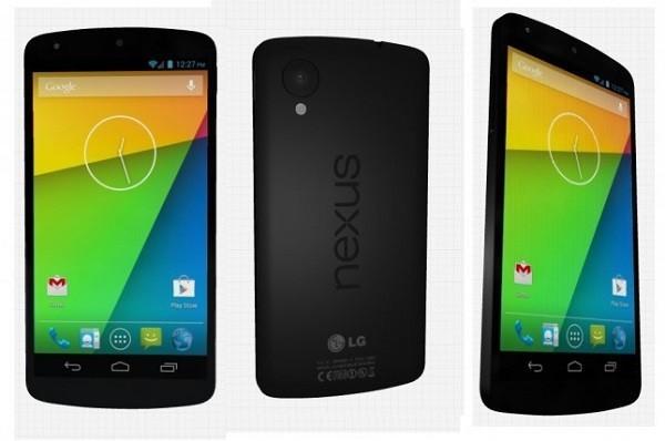 Google Nexus 5 Concept Images