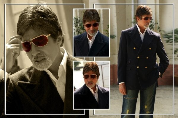 Amitabh Bachchan in Younger avatar for the TV show (Amitabh Bachchan Twitter)