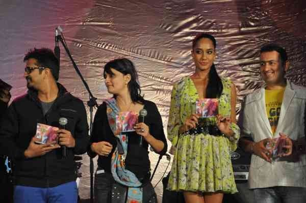 Music Launch of Film 'Queen'