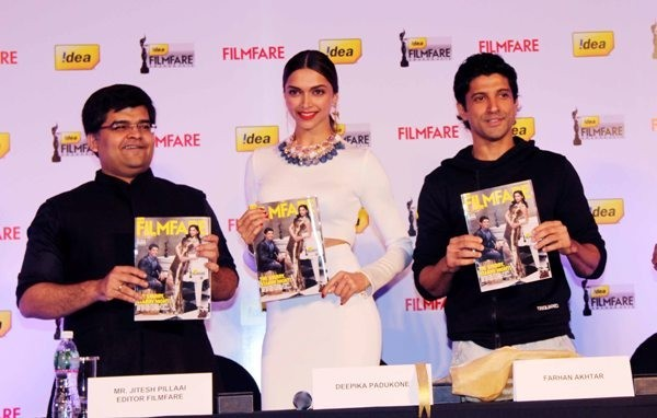 Launch of Filmfare Magazine Cover Febuary 2014