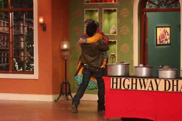 'Highway' Promotion on 'Comedy Night With Kapil'
