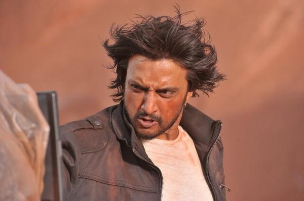 Kannada Actor Sudeep