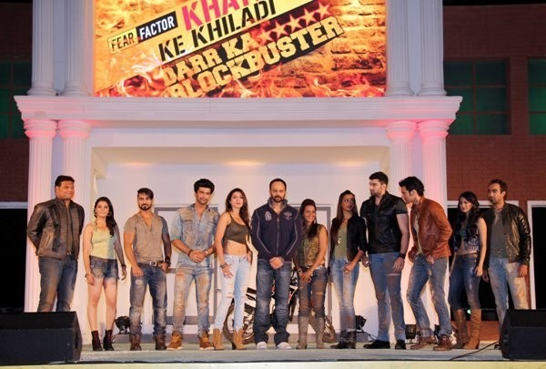 "Contestants of ""Fear Factor: Khatron Ke Khiladi"" Season 5"