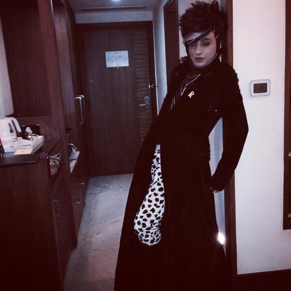Indian designer Rohit Verma