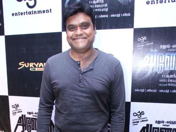 Harris Jayaraj at