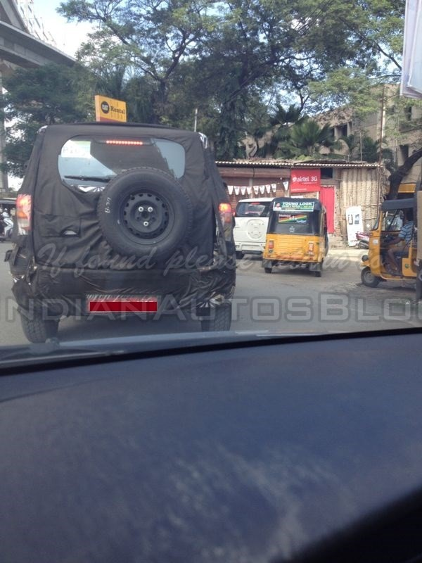 Mahindra New Gen Bolero Caught Testing Again; What We Know So Far