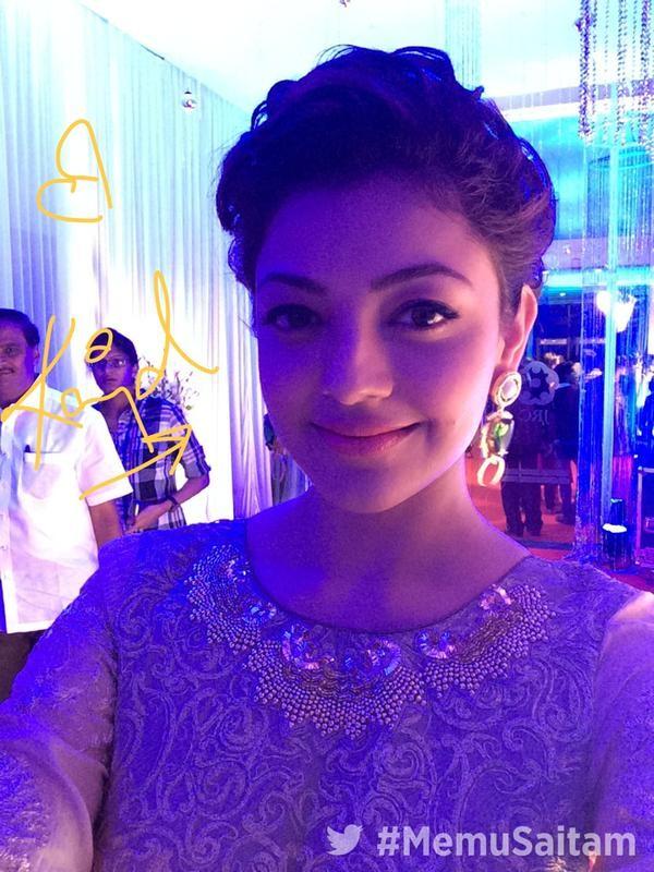 'Memu Saitam' (Saitham): Samantha, Anushka, Kajal, Tamanna and Other Telugu Stars on Red Carpet