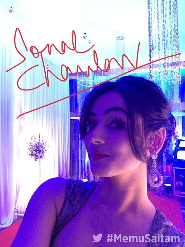 'Memu Saitam' (Saitham): Samantha, Anushka, Kajal, Tamanna and Other Telugu Stars on Red Carpet [PHOTOS]