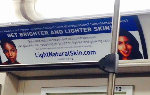 Skin Lightening Treatment Ad Stirs up Controversy in Canada; Removed