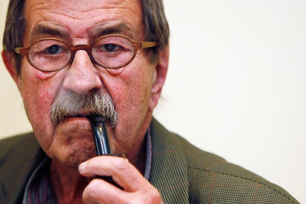German Nobel laureate Guenter Grass died on Monday morning.