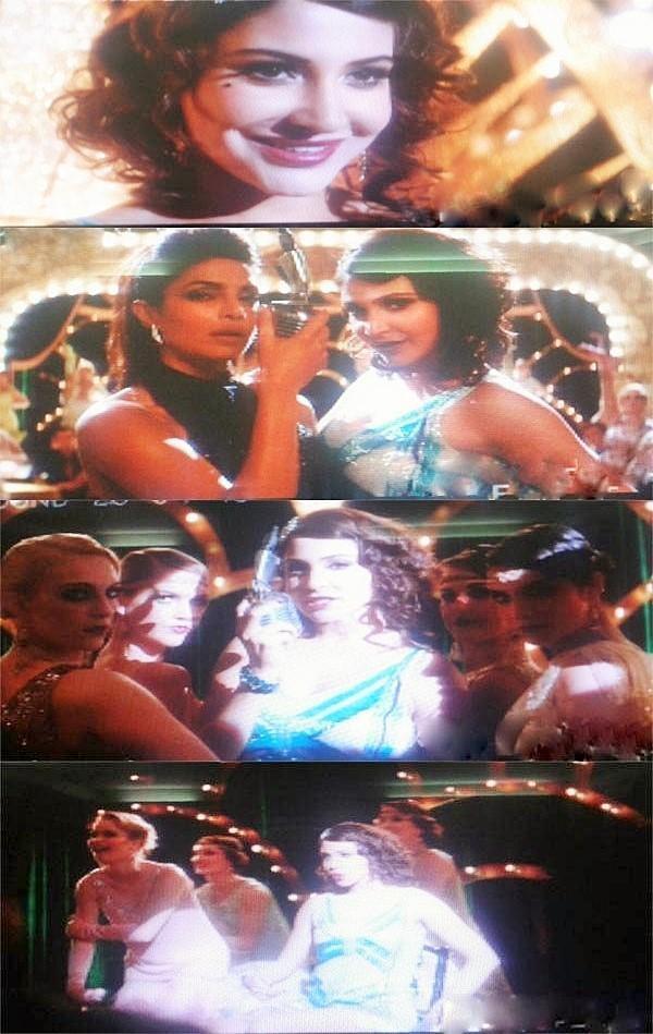Anushka Sharma and Priyanka Chopra in 'Dil Dhadakne Do' item song