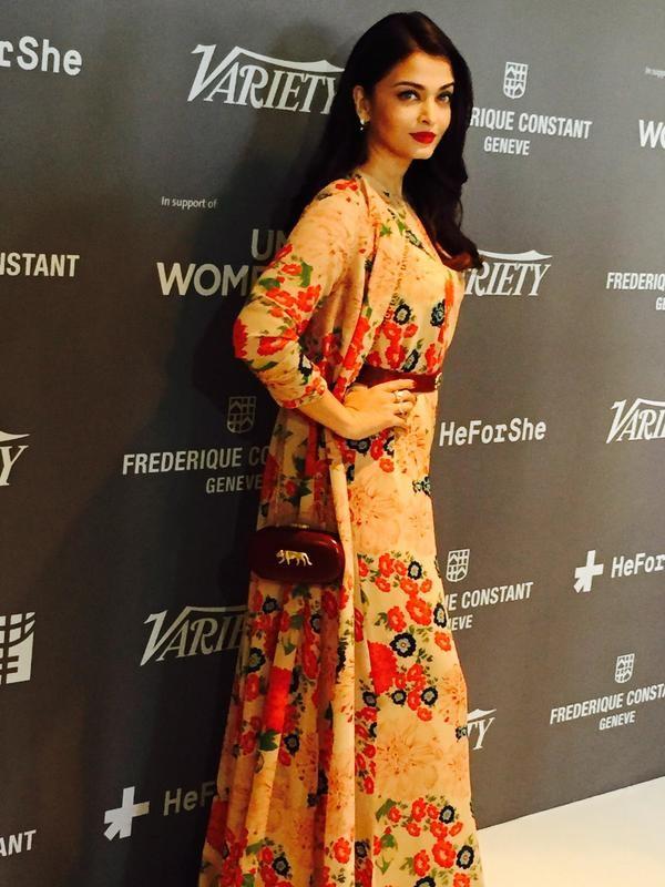Aishwarya Rai Bachchan at Cannes Film Festival 2015