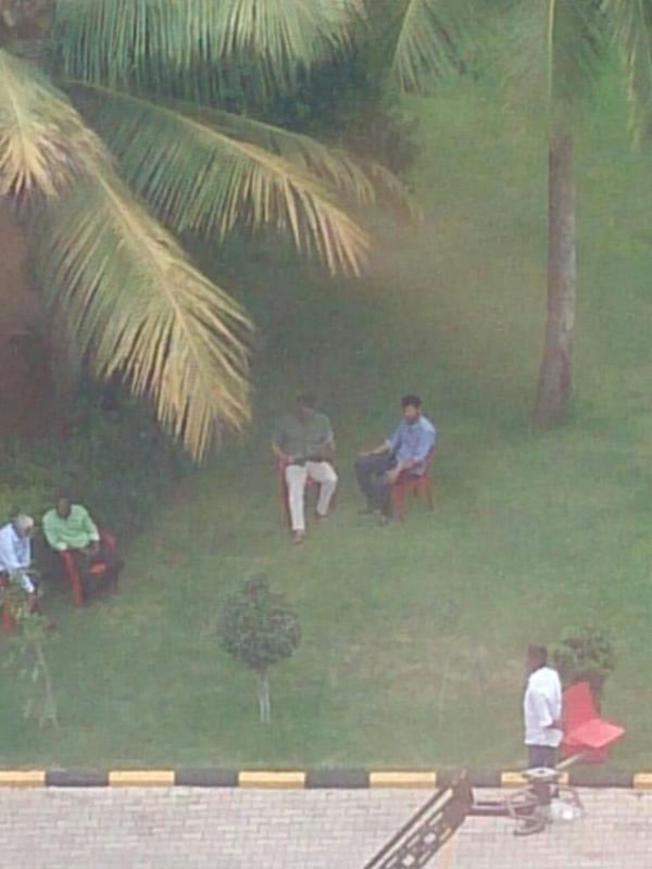 Ajith's 'Thala 56' Shooting Spot