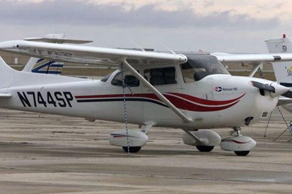 A file image of a Cessana aircraft.